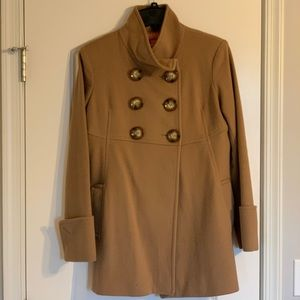 Classic Wool Coat by Michael Kors